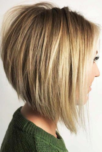 27 Ideas Of Inverted Bob Hairstyles To Refresh Your Style My Stylish Zoo Hair Styles Bob Hairstyles Thick Hair Styles