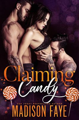 Toot's Book Reviews: Cover Reveal: Claiming Candy by Madison