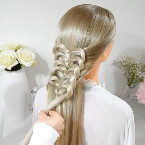 Amazing Hairstyle Tutorials for you. #braidedhairstyles