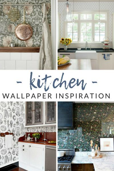 Temporary Wallpaper Shopping Guide Decorating Above Kitchen Cabinets Kitchen Diy Makeover Kitchen Wallpaper