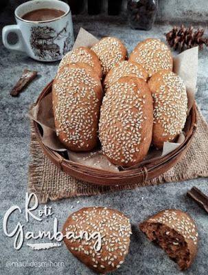 Kumpulan Resep Masakan Cara Membuat Roti Gambang Di 2020 Makanan Makanan Dan Minuman Resep Masakan