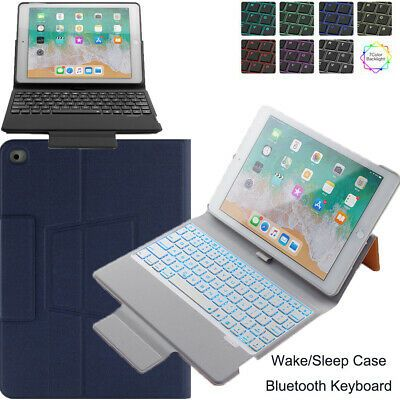 Details About For Apple Ipad Pro 9 7 Ipad Air 1 2 Leather Case Cover With Bluetooth Keyboard Bluetooth Keyboard Ipad Pro Apple Pencil Holder