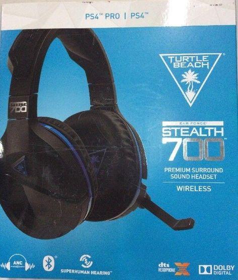 Turtle Beach Stealth 700 Premium Wireless Surround Sound Gaming Headset Wireless Surround Sound Headset Gaming Headset
