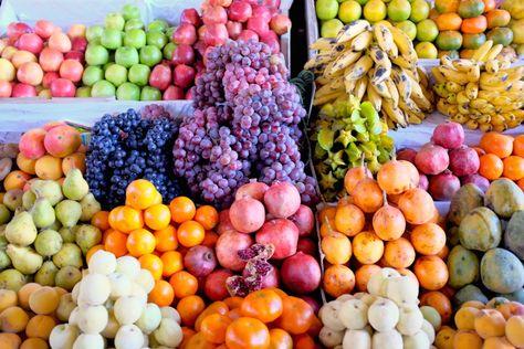 Let's get Fruity at Mercado Central de San Pedro, Cusco Peru