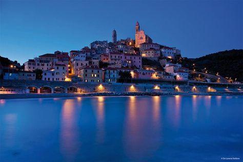 Cervo - Liguria, Italy - ..sogni d'oltremare. - i borghi più belli d'Italia