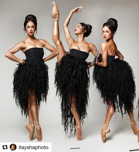 Misty Copeland for Essence September 2011 in Oscar De La Renta's Empire Strapless Dress Misty Copeland, Black Dancers, Ballet Dancers, Ballerinas, Ballet Moves, Black Girls Rock, Black Girl Magic, Barbie Mode, Black Ballerina