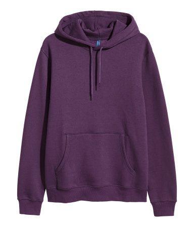 US Womens Ladies Plain Hooded Long Sleeve Sweatshirt Jumper Pullover Tops Blouse