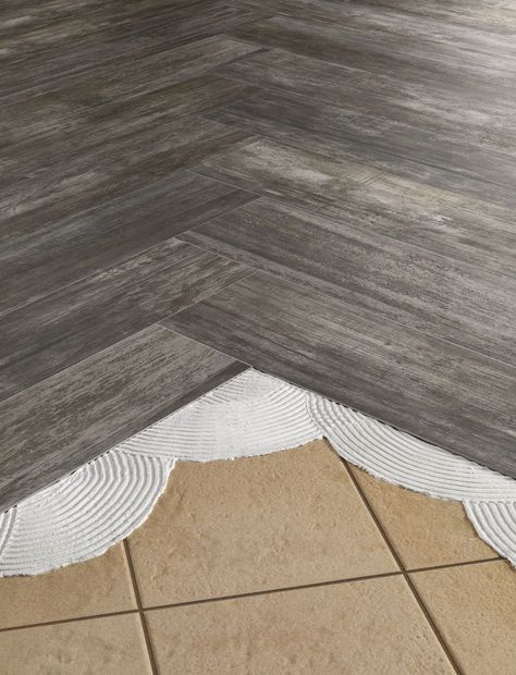 Old Outdated Tile Floors
