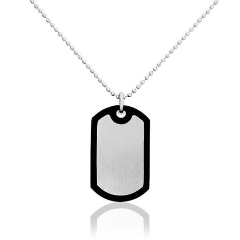 taille standard collier homme