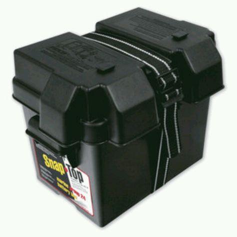 Weatherproof my battery, well yes please