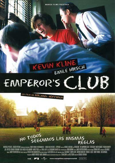 Emperor S Club 2002 Tt0283530 Emperor Club Teacher Relationship