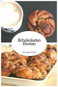 Photo of Norwegische Schokoladenknoten | Ich lebe! Jetzt!