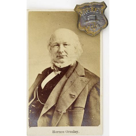 Top quotes by Horace Greeley-https://s-media-cache-ak0.pinimg.com/474x/89/52/2c/89522cd4f9cab6b134ba50ae9aa49ff4.jpg