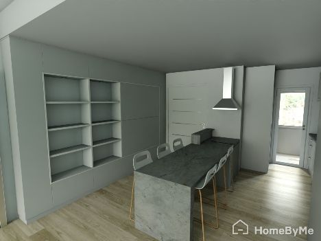 Epingle Par Fabien Albert Sur Simulation Deco Decoration Maison Amenagement D Espace Ilot Cuisine