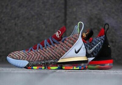 Nike LeBron 16 XVI LMTD 1 Thru 5 What