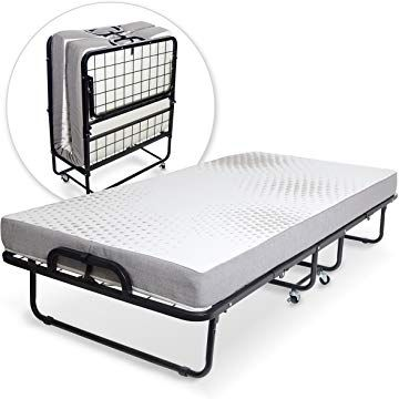 Milliard Diplomat Folding Bed Twin Size With Luxurious Memory