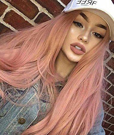 Amazon.com : Zenith Classic Pink Lace Front