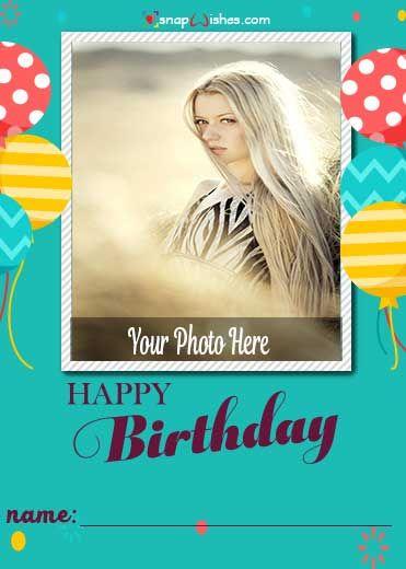 Magic Photo Editor Online Free Happy Birthday Wishes Photos Free Birthday Card Photo Card Maker