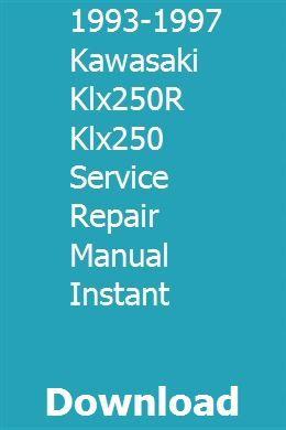 Klx 250 Wiring Diagram | Wiring Diagram Kawasaki W Wiring Diagram on