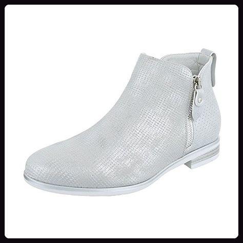 Chelsea Boots Damen Schuhe Chelsea Boots Blockabsatz Used