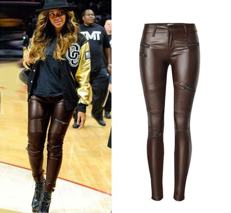 c94e411a312d2 Women Stretch Denim Skinny Pants Multi Zips Motorcycle Jeans Pencil Trousers  New #Unbranded #SlimSkinnyMotorcycle
