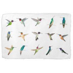 Hummingbirds Of Texas Kitchen Towel Kitchen Hand Towels Hand Towels Towel