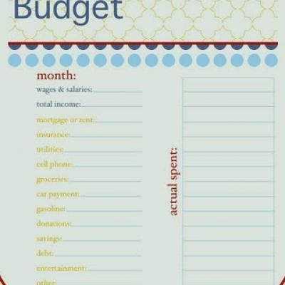 24 best images about Budgeting on Pinterest Monthly budget - budget spreadsheet template mac