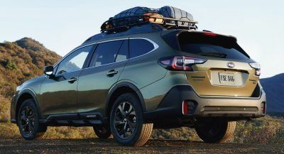 2020 Subaru Outback Revealed With Turbo Power And Massive Touchscreen Live Pics Carscoops Subaru Outback Subaru Subaru Outback Offroad