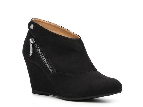 CL by Laundry Valerie Wedge Bootie  745122ecfa
