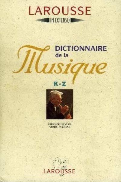 Coffret Comprenant De Tomes L Histoire Musicale Des Origines A Nos Jours Privilegiant La Musique Classique Occidentale Ce Livre Presente Plus De 5 000 Ent