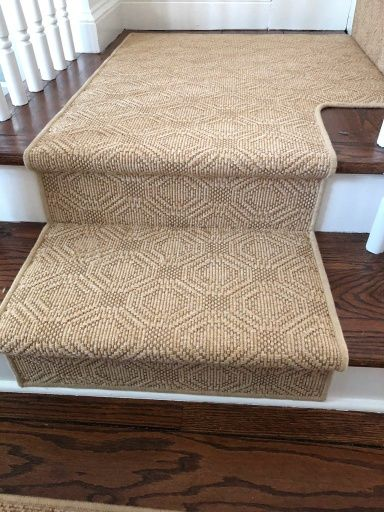 Close Up Shot Of Design Materials Wool Sisal We Installed With Serging Modular Carpet Tiles Carpet Flooring Vinyl Flooring