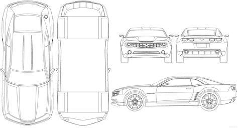9 best Blueprints images on Pinterest Car sketch, Model and Modeling - copy car blueprint website