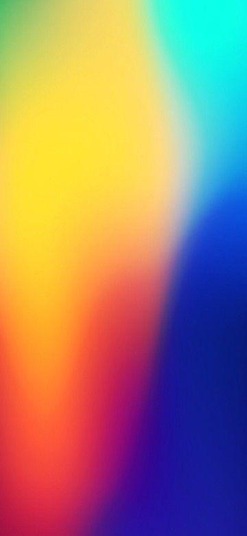 Huawei P Smart Plus In 2019 Orange Wallpaper Wallpapers