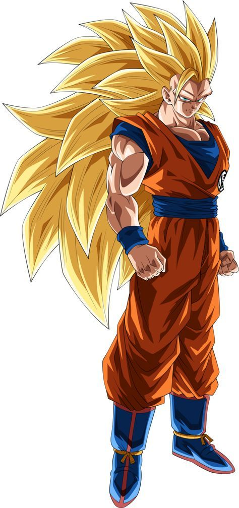 Goku Ssj3 Dragon Bollz Dragon Ball Gt Dragon Ball Z