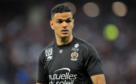 Télécharger fonds d'écran Hatem Ben Arfa, footballeur français, le club de football de Nice, France, Ligue 1, football