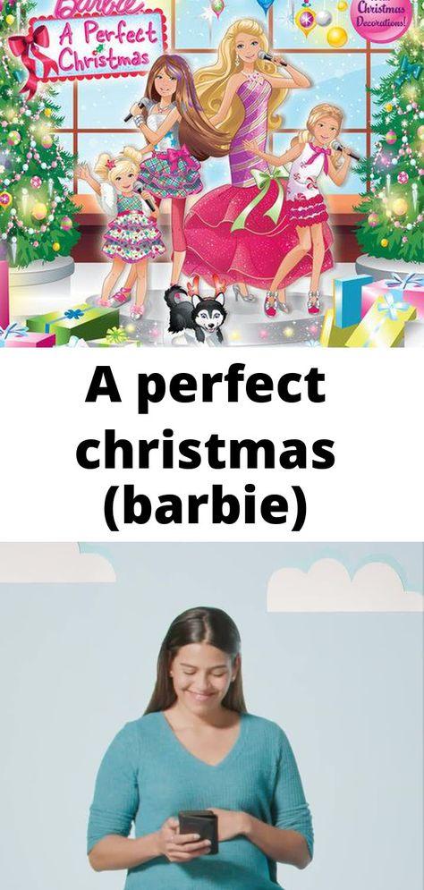 A perfect christmas (barbie)