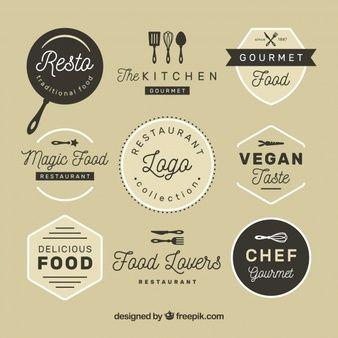 Kitchen Utensils Vectors Photos And Psd Files Free Download Logo Restaurant Vintage Restaurant Catering Logo