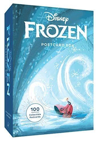 Disney Frozen Postcard Box: (Gift for Boys and Girls, Christmas Gift, Children's Birthday Gift) - Default