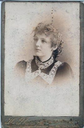 Martinews - 52 Ancestors in 52 weeks: #FearlessFemales - Day 2 - Share a photo of a female ancestor #genealogy