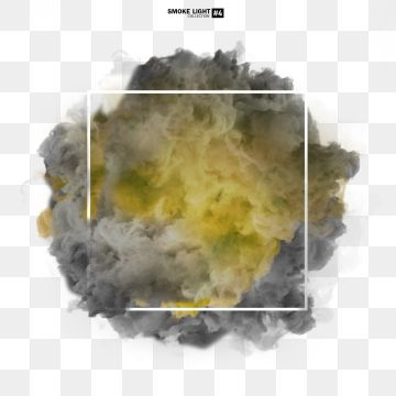 Yellow Black Smoke Light Collection Abstract Frame Art Yellow Smoke Clipart Smoke Collection Png Transparent Clipart Image And Psd File For Free Download Black Smoke Framed Art Paint Background