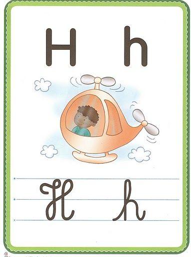 Alfabeto Ilustrado Com 4 Tipos De Letras Alfabeto Ilustrado
