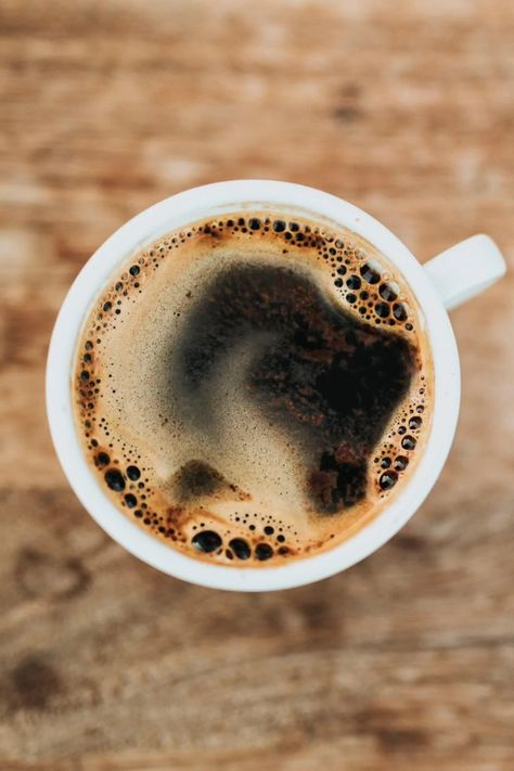 This is a healthy coffee substitute! It takes just 2 ingredients and is so easy to make. This healthy substitute for your morning coffee is vegan, keto, paleo and of course delicious!
