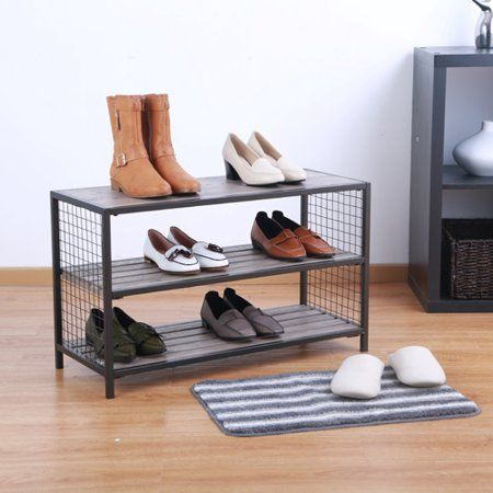 8970bd3b1b195c712f533feb6f12cea7 - Better Homes And Gardens 2 Tier Stackable Shoe Rack