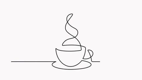 Coffee Monogram
