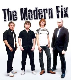 The Modern Fix Are A Modern 4 Piece All Male Band Performing Rock And