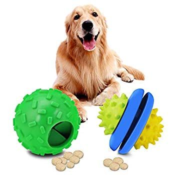 Zgsz Interactive Dog Toys Dog Chew Toys Ball For Small Medium