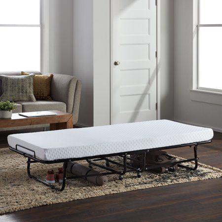Home Folding Guest Bed Foam Mattress Guest Bed