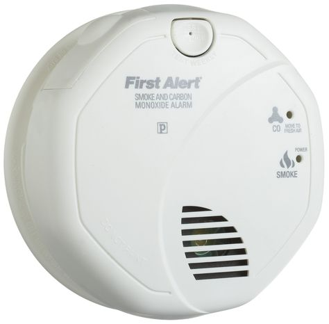 First Alert Battery Operated Smoke and