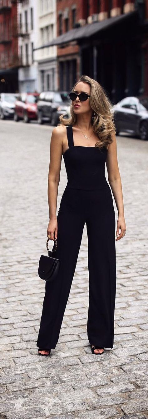 Jumpsuit outfits for women  #fashionblogger #womensfashion #summerstyle  #summerfashion