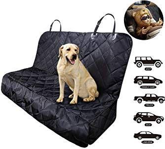 Fityou Hunde Autoschondecke Wasserdicht Hundedecke Auto Ruckbank Anti Rutschhundedecke Fur Kofferraumschut Autositze Fur Hunde Hundesitz Hundedecke